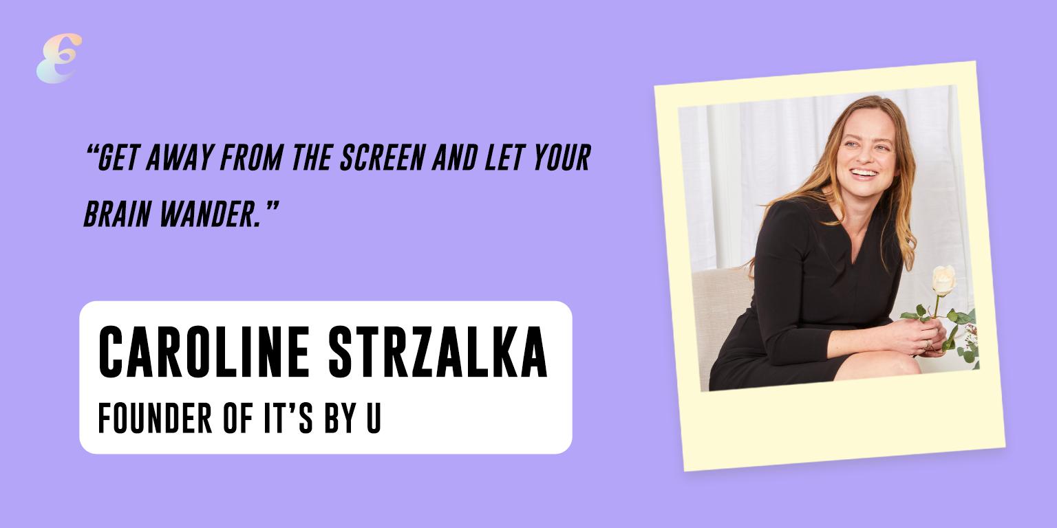 Caroline Strzalka_Blog Header