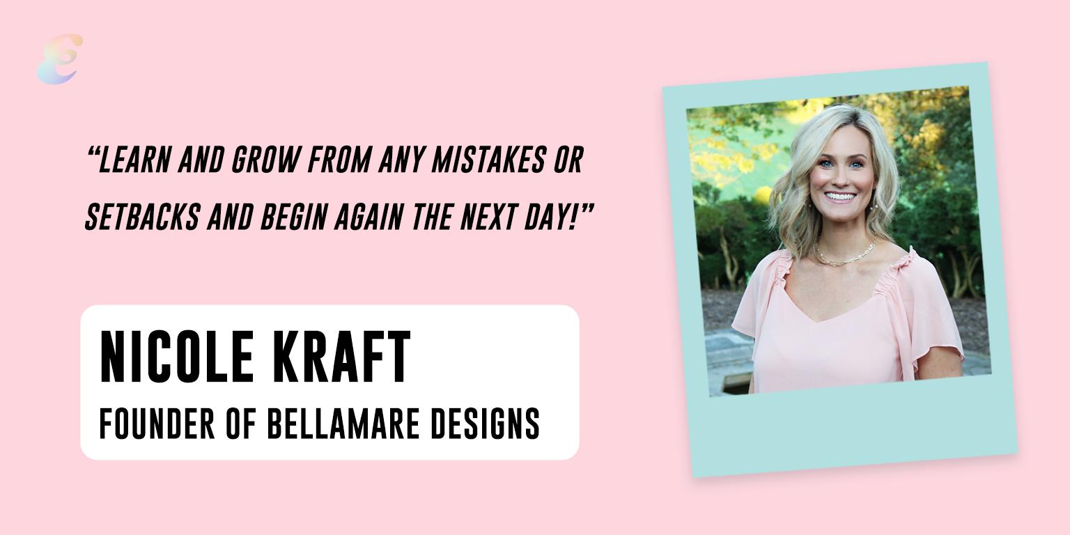 Nicole Kraft_Blog Header