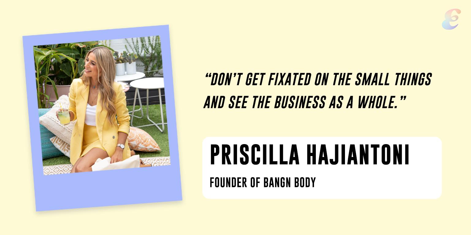 Priscilla Hajiantoni_Blog Header