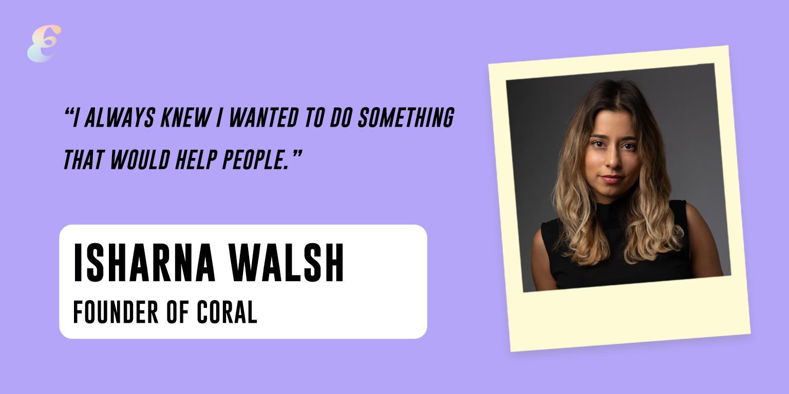 Isharna Walsh_Blog Header