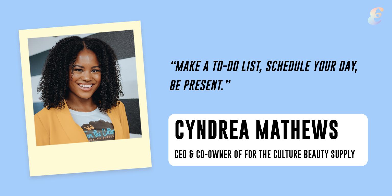 Cyndrea Matthews_Blog Header