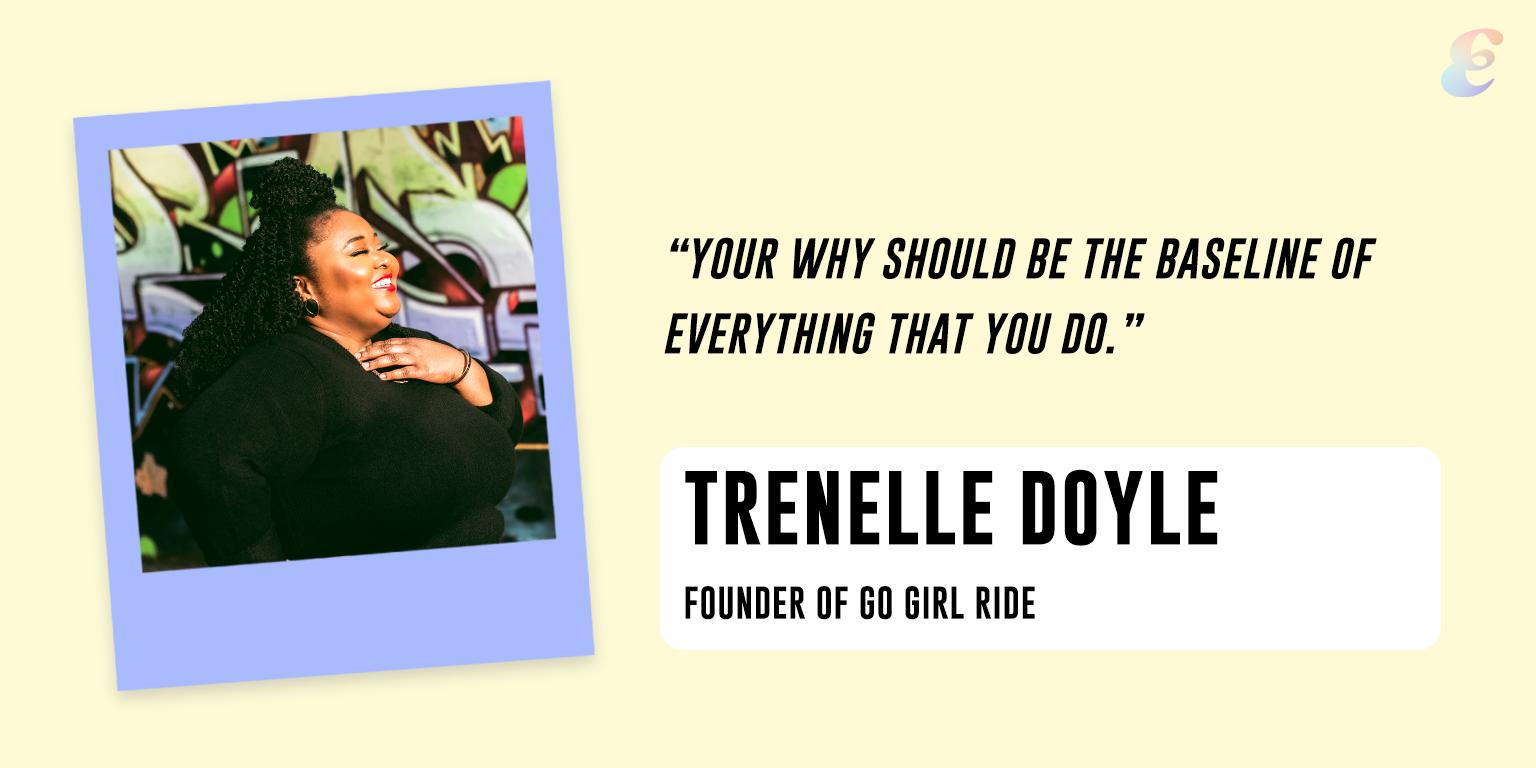 Trenelle Doyle_Blog Header