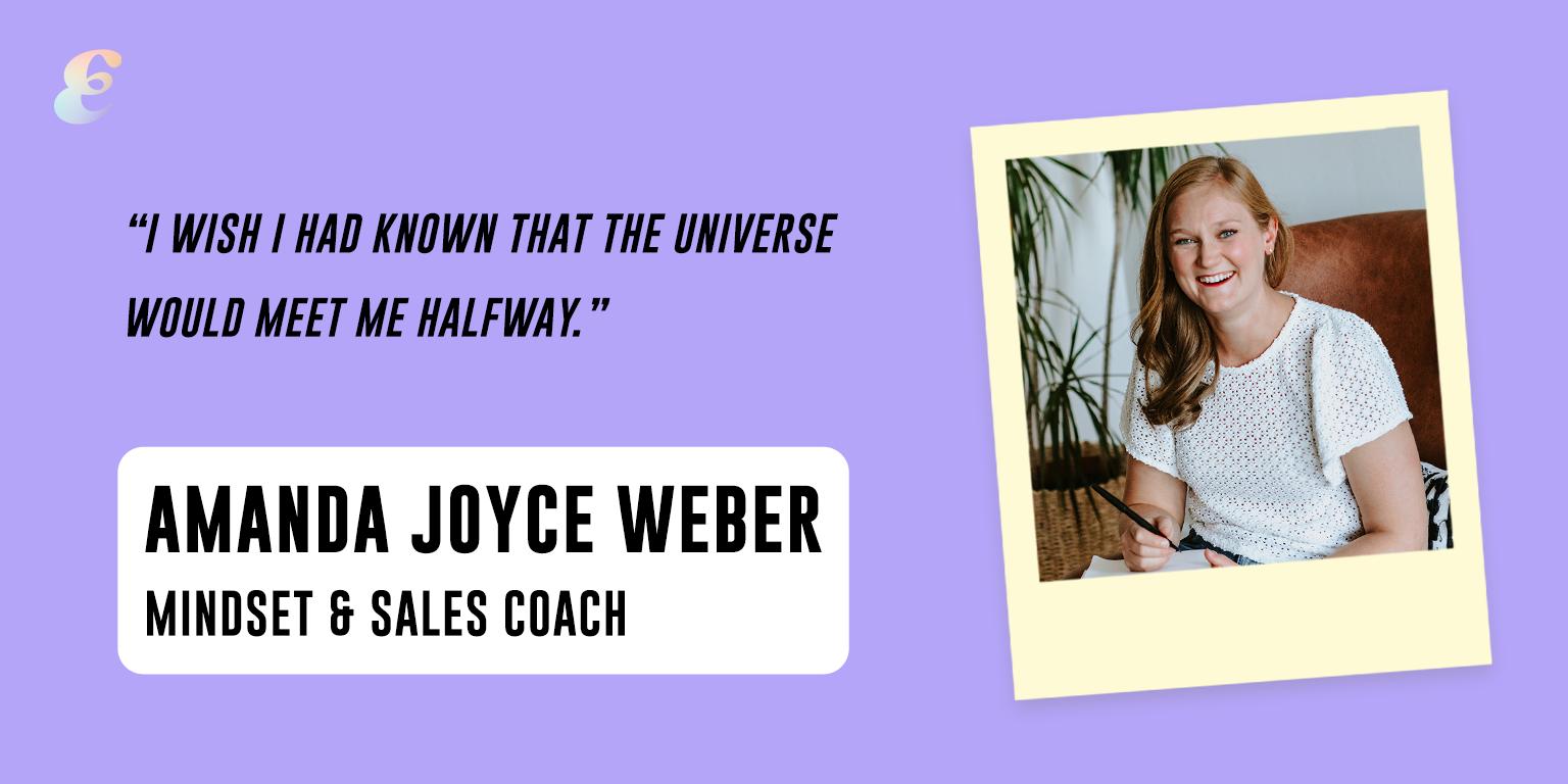 Amanda Joyce Weber_Blog Header