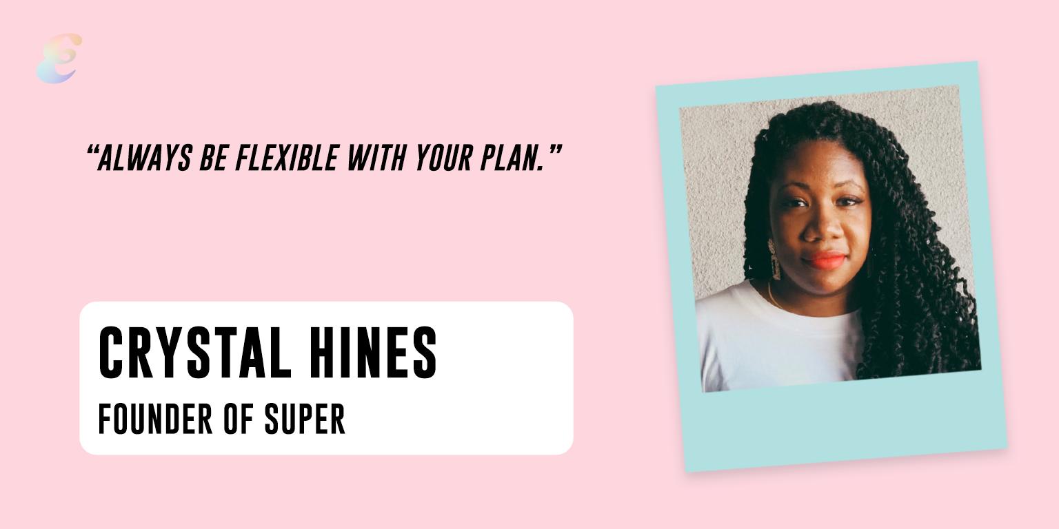 Crystal Hines_Blog Header