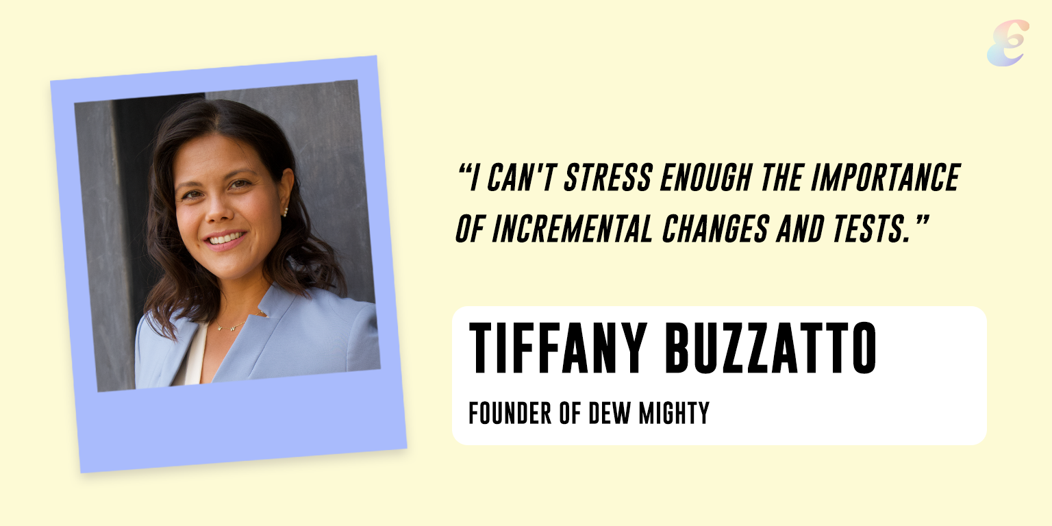Tiffany Buzzatto_Blog Header