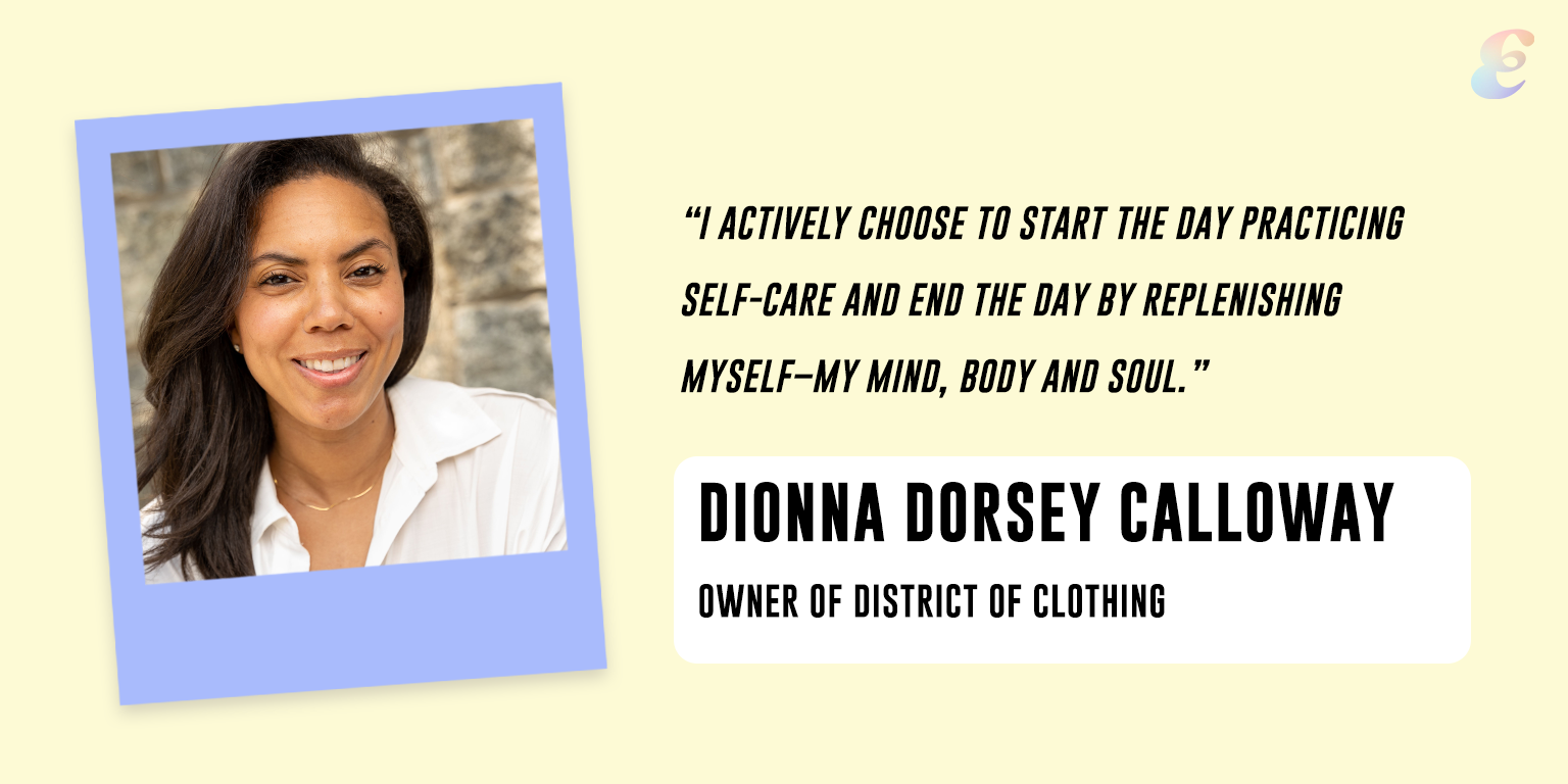 Dionna Dorsey Calloway_Blog Header