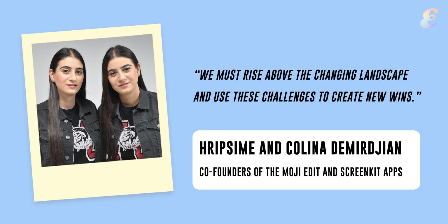 Hripsime and Colina Demirdjian _Blog Header