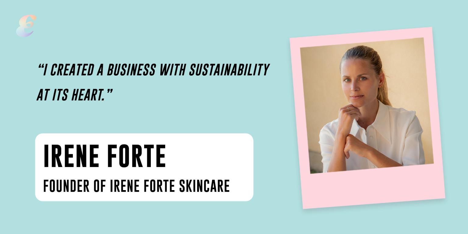 Irene Forte_Blog Header