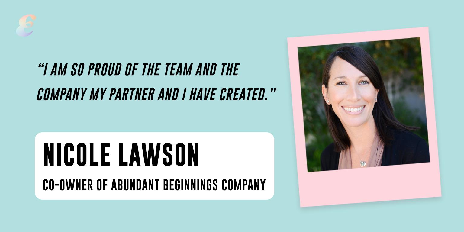 Nicole Lawson_Blog Header