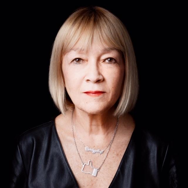 Cindy Gallop by Kevin Abosch